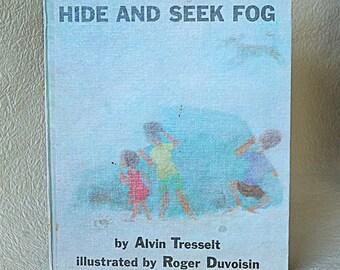 Hide and seek Fog Vintage Book