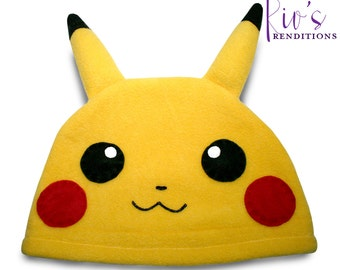 Video Game Characters - Pikachu - Pokemon Hat - Super Cozy Beanie