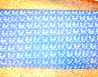 Horizon blue  fabric - CLEARANCE @4 dollars a yard