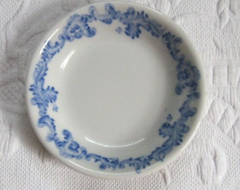 dinerware . dinnerware side dish . Jackson China . ironstone dish