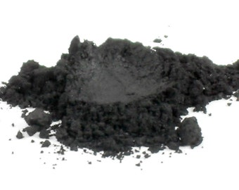 Mineral Eye Liner - Black (5 gram jar)