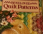 Best Loved Quilt Patterns Instructional Book