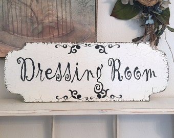 FRENCH SIGNS, La Toilette,  Laundry, Dressing Room, Powder Room, Bathroom Signs, Shabby Chic Bathroom Signs, 22 x 8
