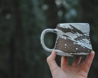 Constellation Coffee Mug in Oregon Brown Clay