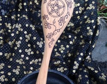Garden Pentagram Kitchen Wand