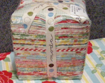 Moda Urban Sweet Fat Quarter Bundle Cotton Fabric