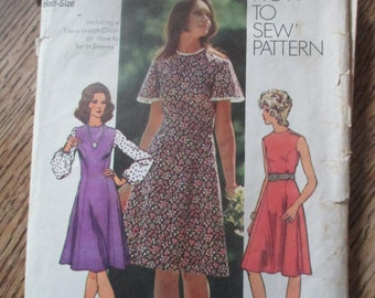 Simplicity Dress Jumper Pattern