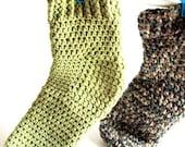 CALZETTONI a Crochet - Pattern per realizzare i calzettoni unisex all'uncinetto (ITALIAN only)