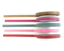 Skinny Washi Tape Set - 5 Rolls - 5mm x 10 Metres - Plain Washi Tape - Slim Washi Tape - Washi Tape Pack - Thin Washi Tape - Australia
