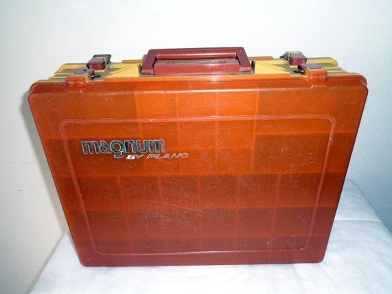 Magnum By Plano 1162 Tackle Box Tool Box Sewing Supply