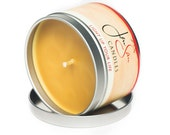 Harvest Spice Travel Tin Scented Soy Candle -  8 oz