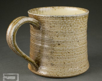 20 oz Salt-fired Stoneware Mug