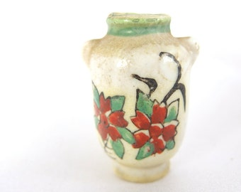 Vintage Miniature Japan Vase for Doll House