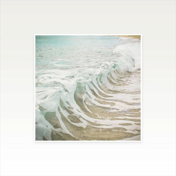 clearance sale oean art beach house decor sea foam