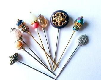 Barakah Pins ( Hijab Pin, Hat Pin, Shawl Pin )