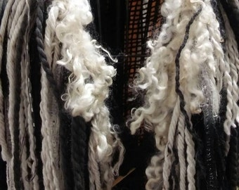 Booya Boho Art Scarves with a Twist...