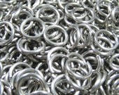 "16ga 5/16"" Stainless Steel Jump Rings - Machine Cut - (1.6mm x 8.2mm)"