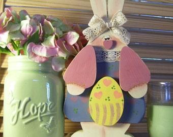 Bunny Rabbit: Easter Hug Hunt