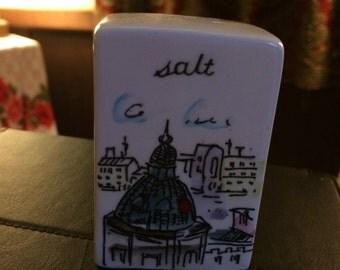 Vintage salt shaker