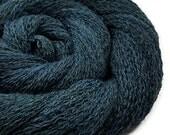Merino Knitting Yarn - Recycled Lace - Knitting Yarn - Juniper 260416