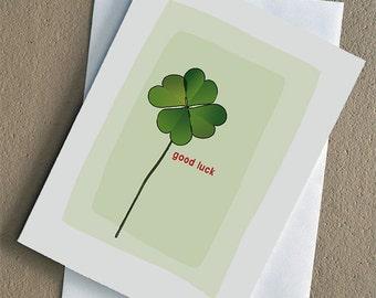 Good Luck, Four Leaf Clover, Clover