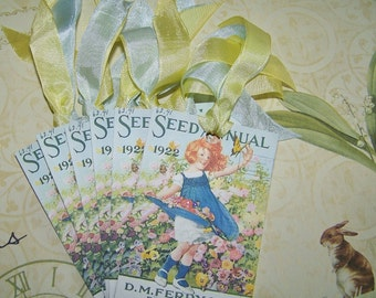 Vintage Seed Packets Etsy