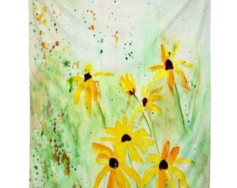 Tapestries - Black Eyed Susans
