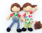 Sammy and Sarah Sewing Pattern