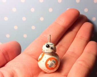 Baby BB8 Miniature Ornament