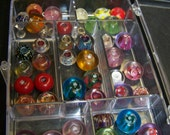 CLEARANCE - Mixed Lot Lampwork Beads