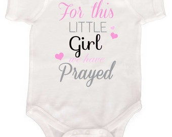Newborn Baby Girl Bodysuit Coming Home Outfit infant tshirt by Mumsy Goose Newborn to Toddler Tees
