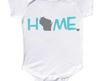 Baby Bodysuit Gender Neutral Coming Home Outfit by Mumsy Goose Newborn Bodysuits Funny Baby Shower Gift