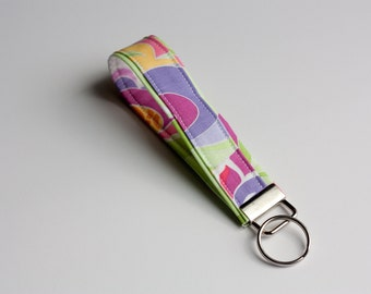 Fabric Key Chain, Key Fob