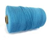 Corde de bambou 0.7mm - 10 mètres - Bleu ciel