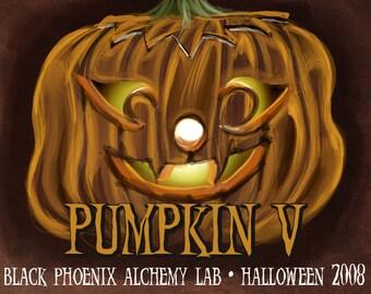 Pumpkin V  2008 - 5ml - Black Phoenix Alchemy Lab