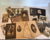 Lot 18 Photos and Cabinet Cards