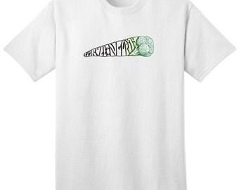 D.R.A.M. - Broccoli - Roll It Up T-Shirt