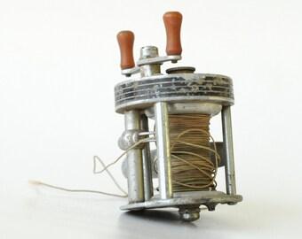 Sport - Vintage - Fishing - Reel - Langely - Streamline Bait Casting