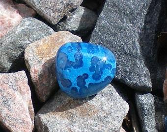 Agate Blue Stone