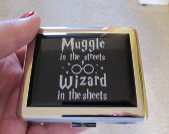 Muggle Pill Box