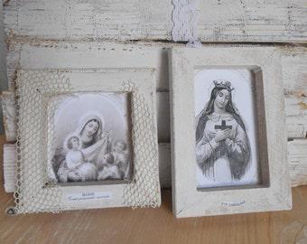 2 Mini Religious Shrines