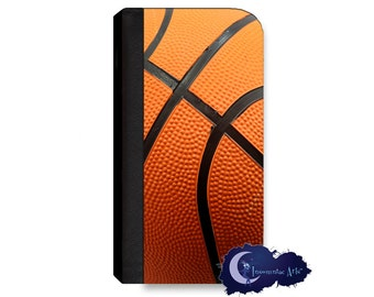 Basketball Wallet Case for iPhone