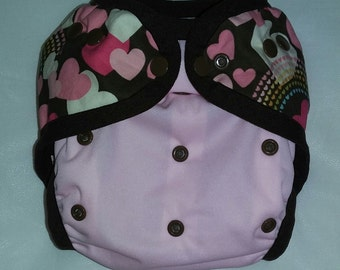 Heart Pocket diaper