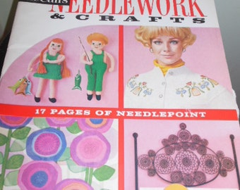McCall's Needlework and Crafts Magazine - Spring/Summer 1970 issue