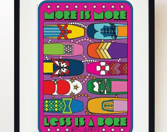 Iris Apfel More Shoes print poster