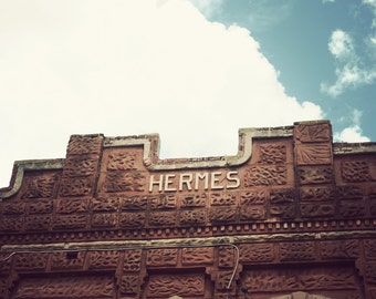 Hermes Building - 16X20 Archival Photograph