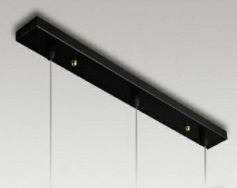 Lighting - Multi Pendant Light Canopy - Ceiling canopy - Multi light pendant - ceiling lamps - pendant light - home decor lighting - lamps