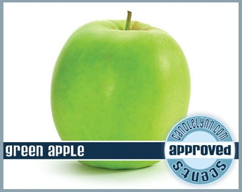 GREEN APPLE scented Clam Shell Package - Tarts