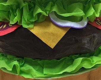 Cheeseburger Piñata