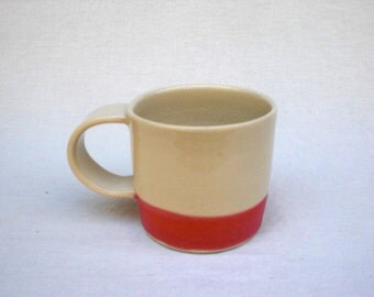 Glassy Mug - Red